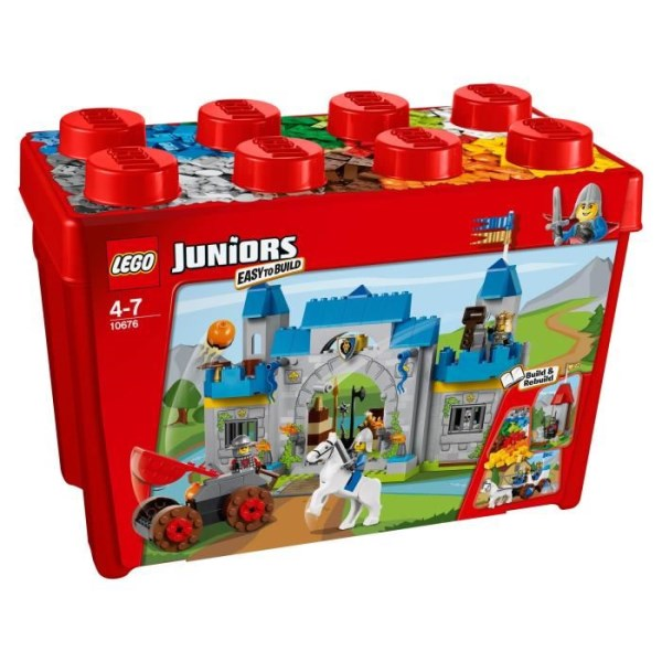 LEGO Juniors Castello dei Cavalieri 10676