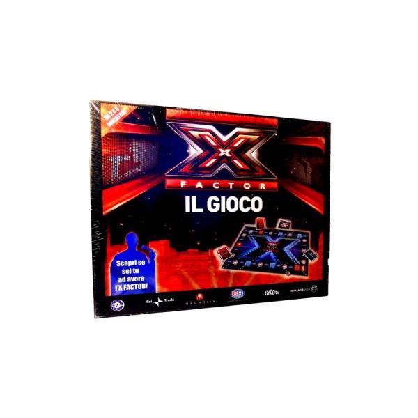 X Factor il gioco