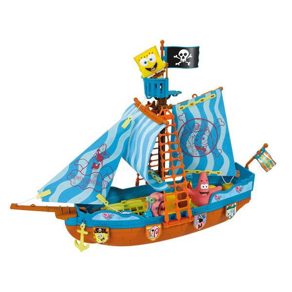 Galeone Pirati Spongebob