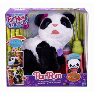 Pom Pom Panda | Massa Giocattoli