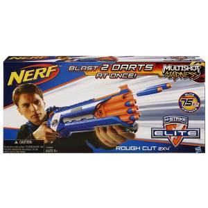 Nerf Rough Cut 2x4 |Massa Giocattoli