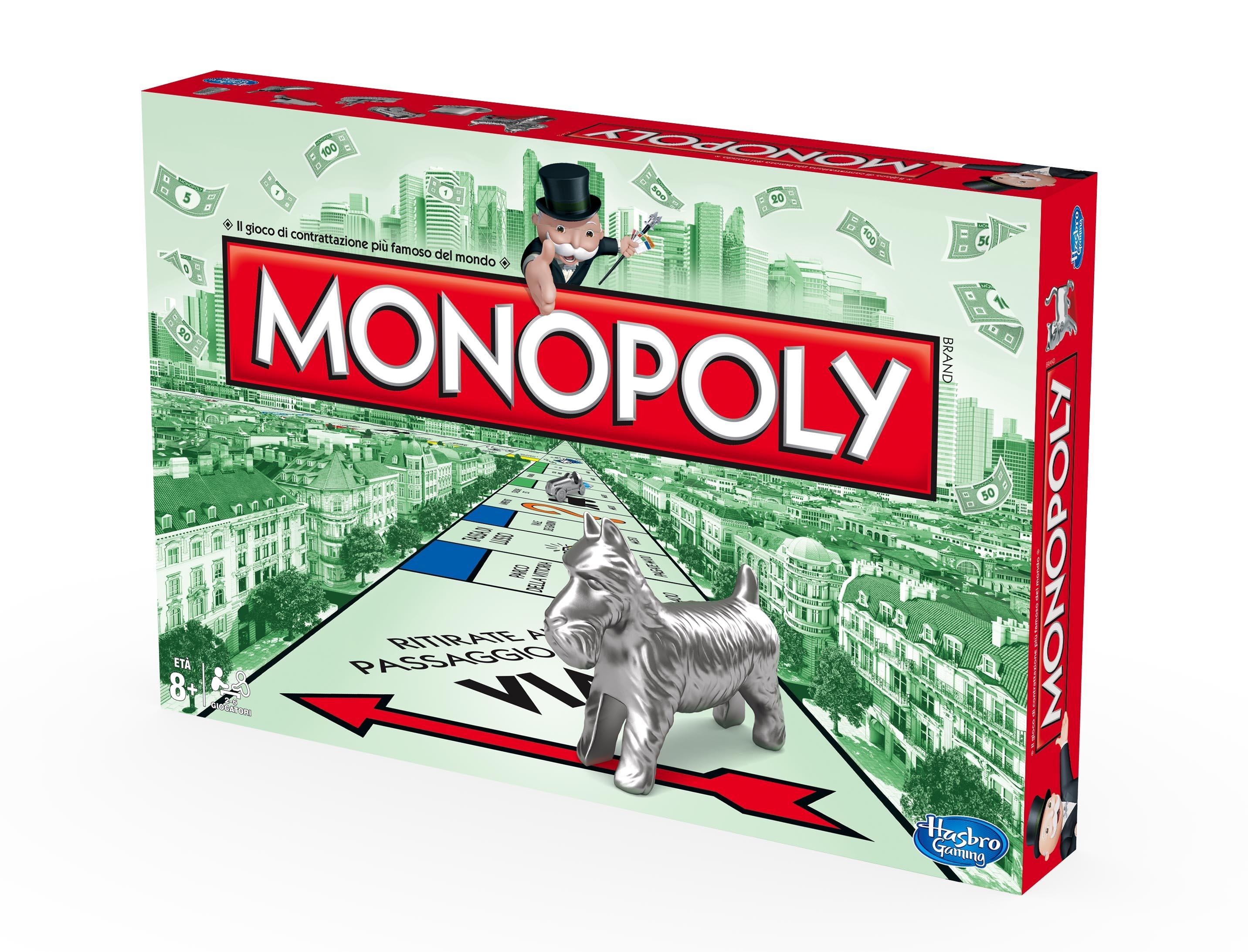 Monopoly massa giocattoli - Monopoli gioco da tavolo ...