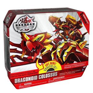 Bakugan Dragonoid Colossus | Massa Giocattoli