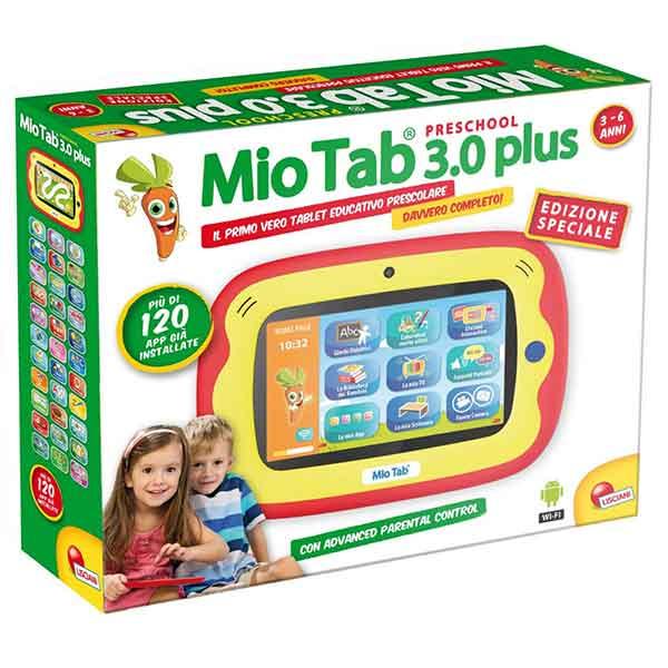Mio Tab Plus Lisciani 3.0