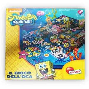 Spongebob Gioco Dell'Oca | Massa Giocattoli
