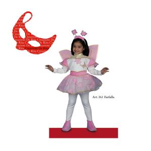 Costume Carnevale Farfalla De Rita | Massa Giocattoli