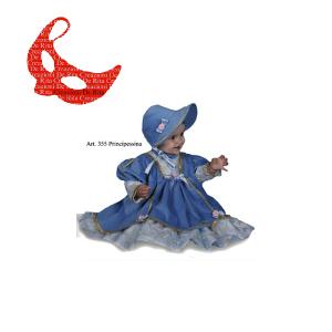 Costume Principessina De Rita | Massa Giocattoli