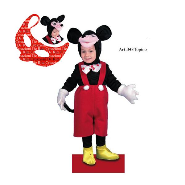 Nuovi Prodotti prodotti caldi ultimo stile del 2019 Costume Carnevale Topolino De Rita
