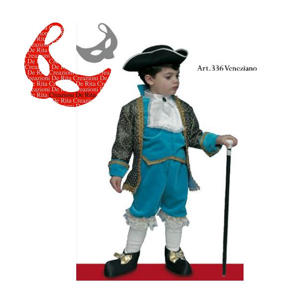 stili di grande varietà primo sguardo gamma completa di specifiche Costume Carnevale Veneziano De Rita