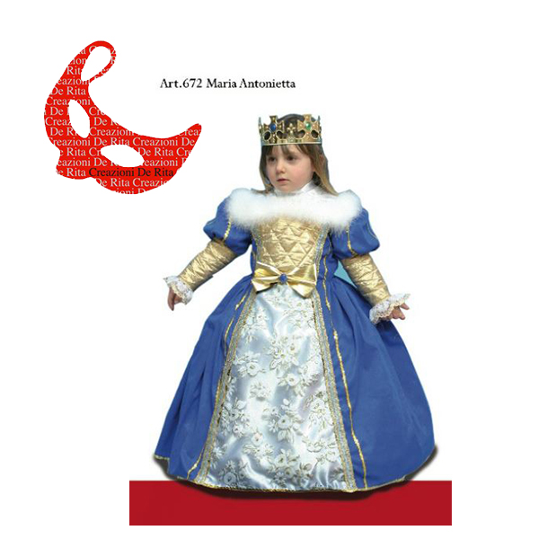 Costume Carnevale Mariantonietta De Rita  e954f6587c5