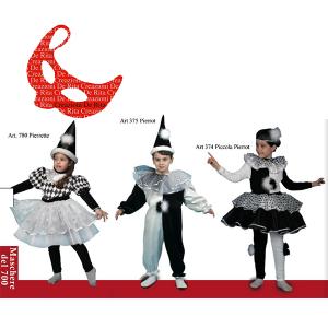 Pierrot Creazioni De Rita | Massa Giocattoli