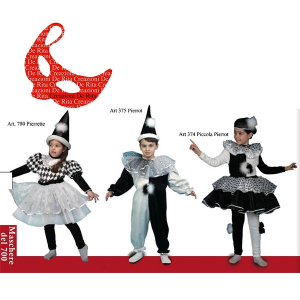 ultimo stile del 2019 qualità nuovo aspetto Pierrot Creazioni De Rita