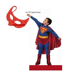 Superman Creazioni De Rita | Massa Giocattoli