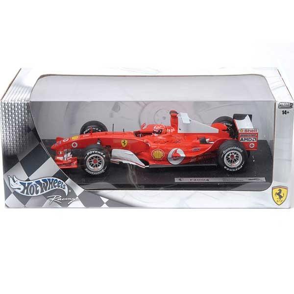 Ferrari F2004 Schumacher Hotwheels