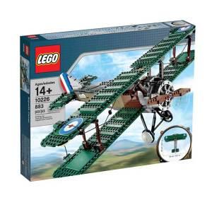 Sopwith Camel Lego | Massa Giocattoli