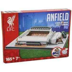 Liverpool Anfield Nanostad Puzzle 3D | Massa Giocattoli