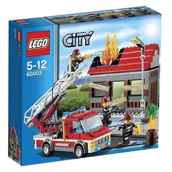 Lego City 60003 Pompieri Emergenza