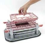 Stadio San Siro Milan Nanostad Puzzle 3D | Massa Giocattoli