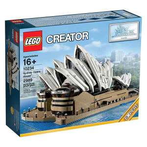 Lego Creator 10234 Opera House Sydney | Massa Giocattoli