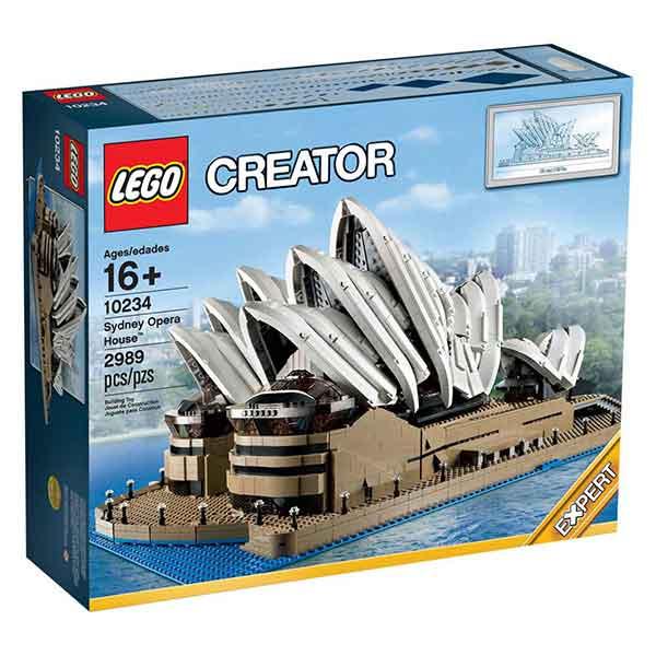Lego Creator 10234 Opera House Sydney