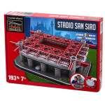Stadio San Siro Milan Nanostad Puzzle 3D