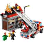Lego City 60003 Pompieri Emergenza | Massa Giocattoli