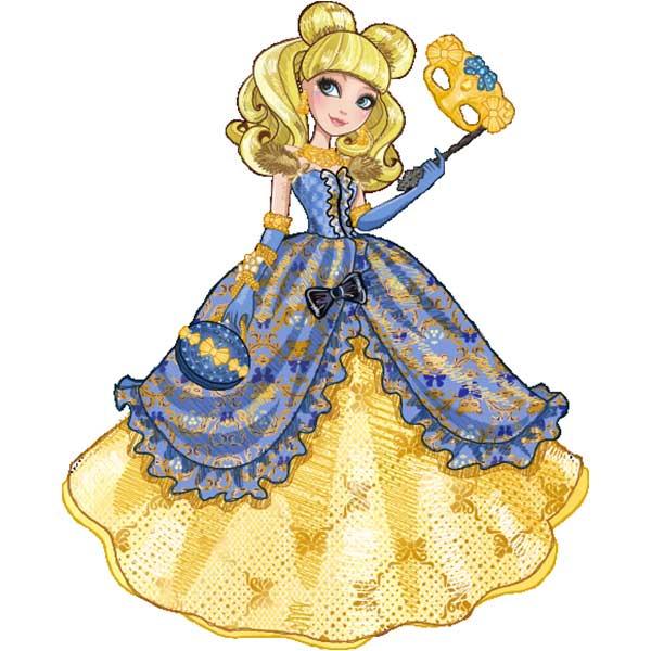 Blondie Lockes - La figlia di Riccioli d'Oro | Massa Giocattoli