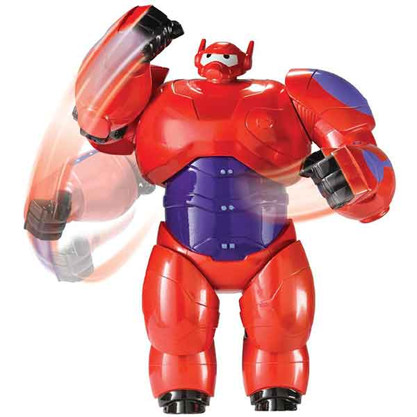Big Hero 6 Baymax Personaggio Snodabile