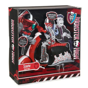 Scooter Monster High | Massa Giocattoli