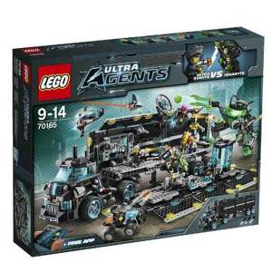 Ultra Agents 70165 Lego Quartiere Generale | Massa Giocattoli