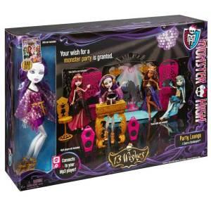 Monster High Stanza 13 desideri|Massa Giocattoli