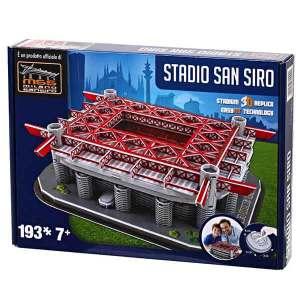 Stadio San Siro Inter Nanostad Puzzle 3D | Massa Giocattoli