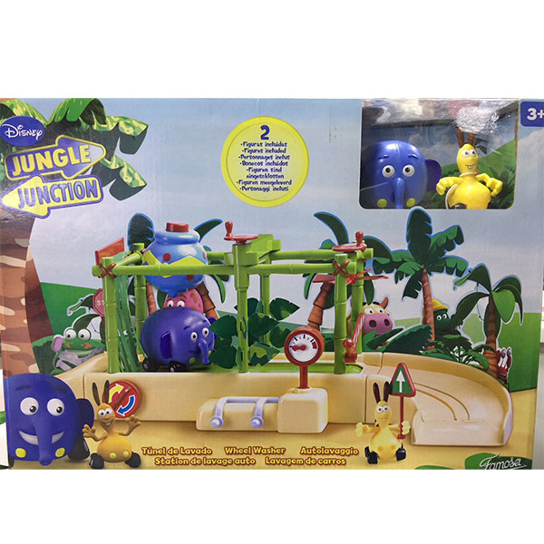 Jungle Junction Autolavaggio