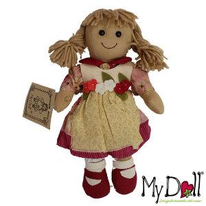 My Doll Vestito Fiori | Massa Giocattoli