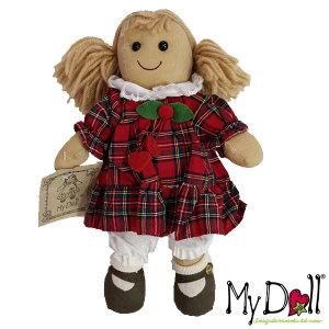 My Doll Vestito Scozzese | Massa Giocattoli
