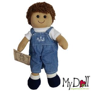 My Doll Salopette Jeans   Massa Giocattoli