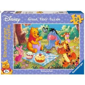 Winnie The Pooh Puzzle - Massa Giocattoli