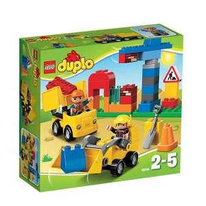Lego Duplo 10518 Il Mio Primo Cantiere | Massa Giocattoli
