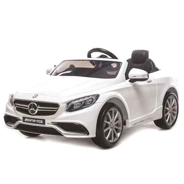 mercedes s63 babycar automobile massa giocattoli. Black Bedroom Furniture Sets. Home Design Ideas