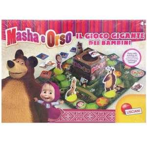 Lisciani Caccia Al tesoro Masha e Orso | Massa Giocattoli