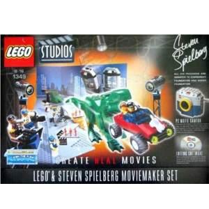 Lego Studios 1349 Steven Spielberg | Massa Giocattoli