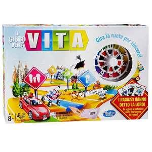 Il Gioco Della Vita Hasbro | Massa Giocattoli