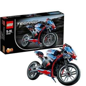 Lego Technic 42036 Super Moto | Massa Giocattoli