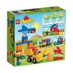 Lego Duplo 10518 Il Mio Primo Cantiere   Massa Giocattoli