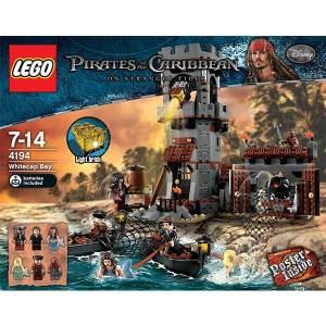 Lego 4194 Pirati dei Caraibi | Massa Giocattoli