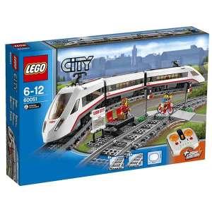Lego City 60051 Treno Passeggeri Alta Velocità | Massa Giocattoli