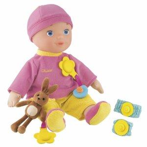 Kiklà La Mia Prima Bambola Chicco | Massa Giocattoli