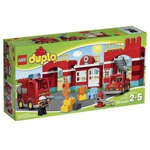 Lego Duplo 10593 Caserma Dei Pompieri | Massa Giocattoli