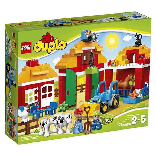 Lego Duplo La Grande Fattoria 10525