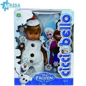Cicciobello Olaf Frozen | Massa Giocattoli